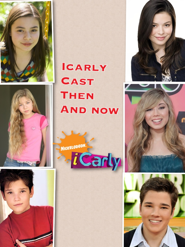 the gallery for gt icarly then and now 2014