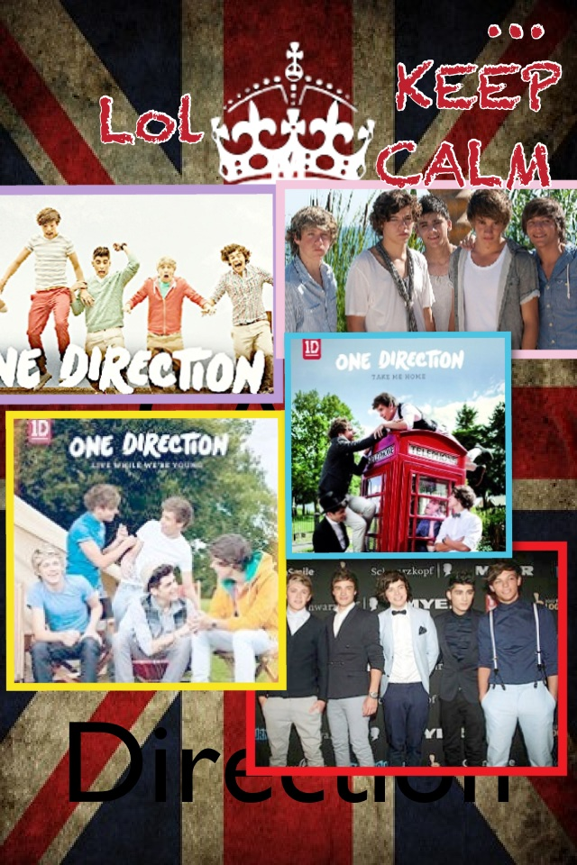 ONE DIRECTION 😘😍💙❤