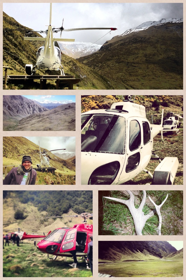 helicopter tourism in Queenstown, NZ. #goap