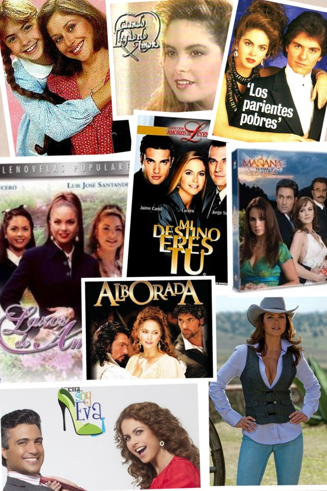 @LuceroMexico nos ha regalado historias sorprendentes a través de sus telenovelas