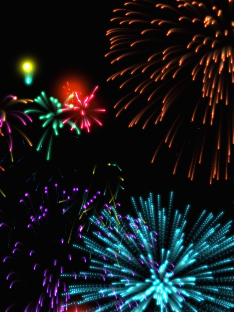 @candelariabruno #navidad ya que habían tirado esos fuegos artificiales! Quienes eran!
