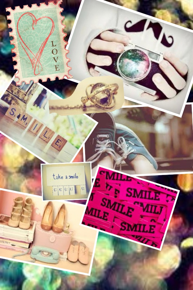 Collage by Eleanor'♡†